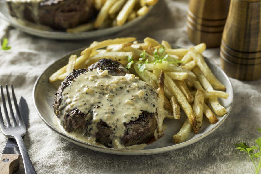 Steak au Poivre: receita para você arrasar no jantar