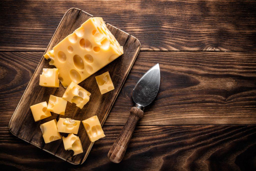 queijo emmental