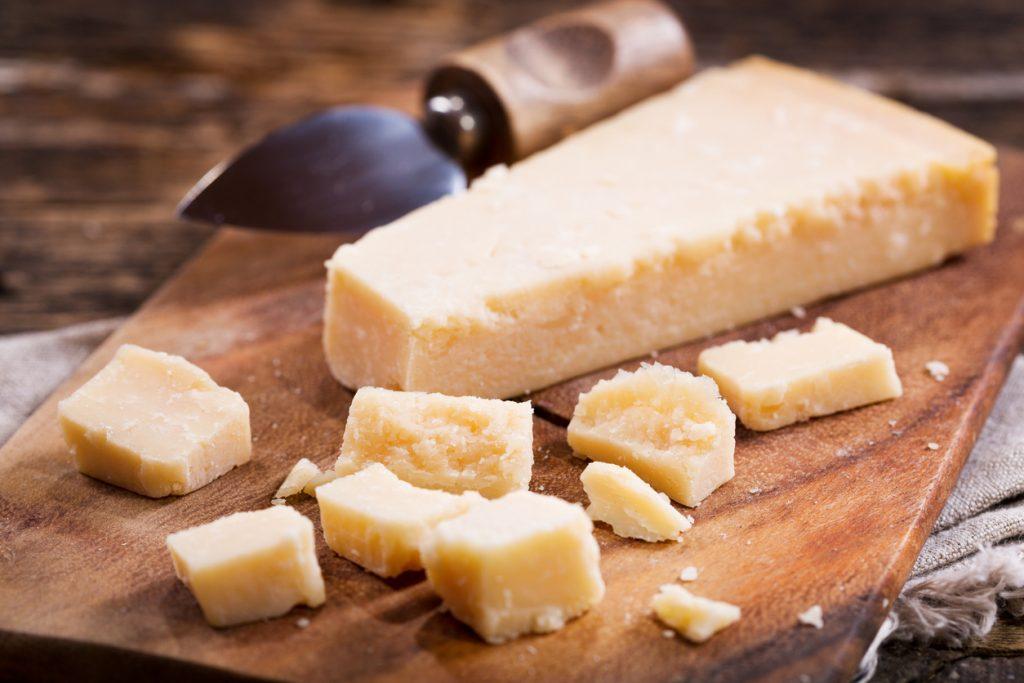 queijo parmeão