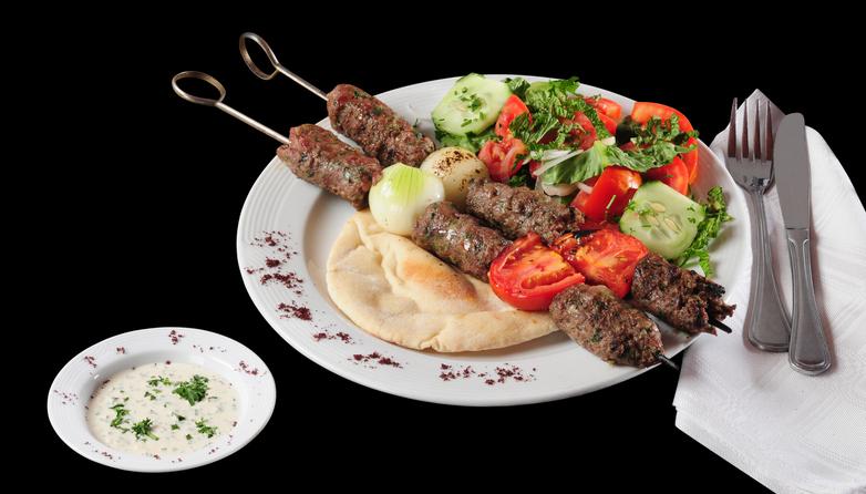 Receita Kafta árabe