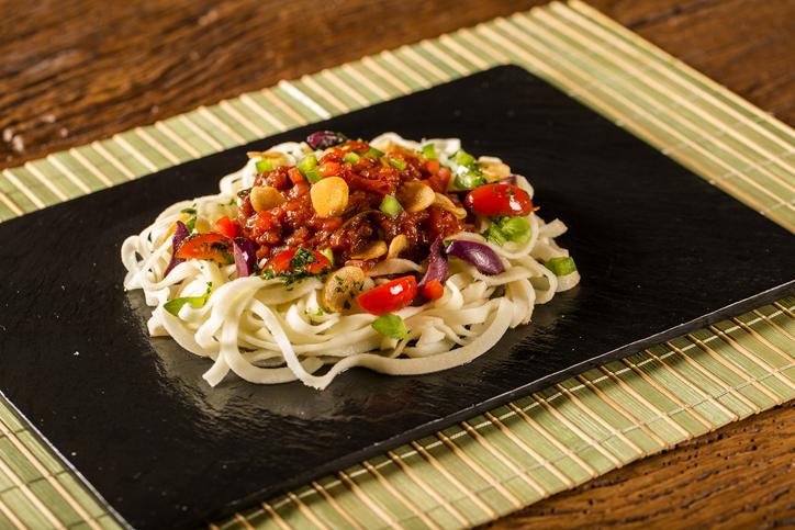 Espaguete de Palmito