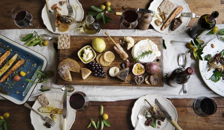 8 petiscos para comer com vinho