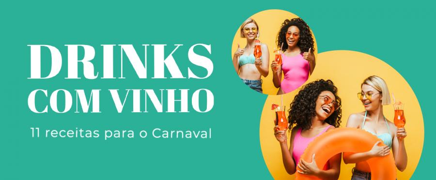 Drinks com vinho: 11 receitas para o Carnaval