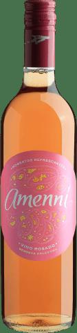 drinks com vinho rosé