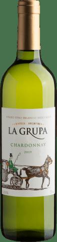 drink com vinho branco