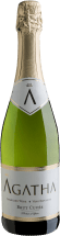 Vinho espumante Ágatha Brut Cuvée