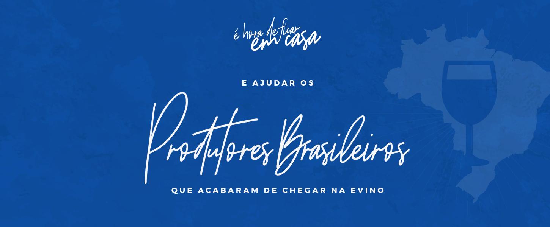 vinhos brasileiros de produtores locais