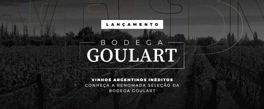 Vinhos argentinos inéditos: conheça a Bodega Goulart