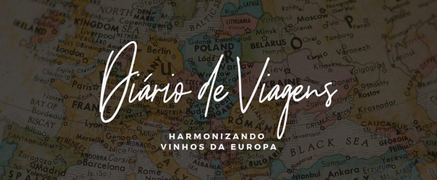 Diário de Viagens da Evino – Harmonizando vinhos da Europa