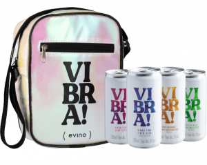 Kit Vibra! + Shoulder Bag