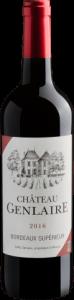 Château Genlaire Bordeaux Supérieur AOC 2016