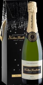 Botão para comprar vinho Champagne Nicolas Feuillatte Brut