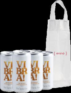 Botão para comprar Kit Vibra! Frisante + Icebag