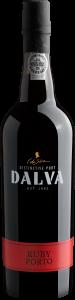 imagem da garrafa de vinho do porto Dalva