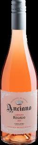 Garrafa de vinho Anciano Rosado Garnacha