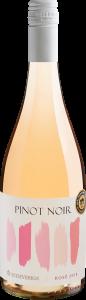 Garrafa de vinho Echeverria Pinot Noir Rosé 2018