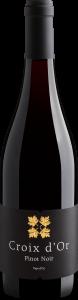imagem da garrafa de Croix d'Or Pinot Noir Pays d'Oc IGP 2019