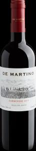 Garrafa de vinho De Martino Carménère