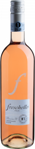 imagem da garrafa de Freschello Vino Rosado